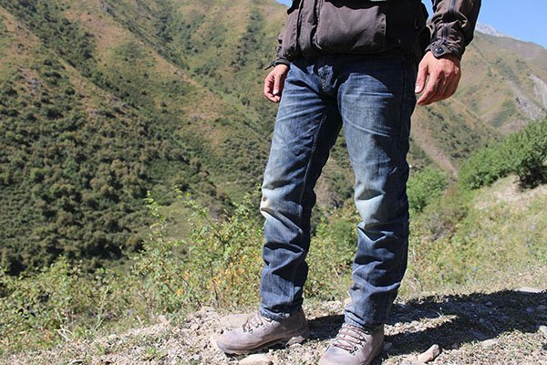 Richa Hammer Jeans Review