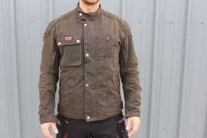 Merlin Stafford Airbag Ready Wax Jacket Review
