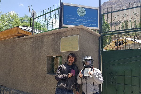 Central Asia Visa guide for Motorcycle Travellers