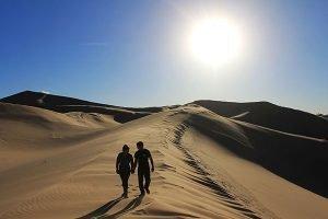 Overland guide to visiting Gobi Desert in Mongolia