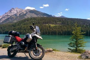 Adventure motorcycle travel guide Canada