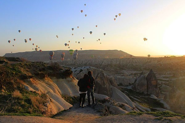 adventure motorcycle travel Turkey