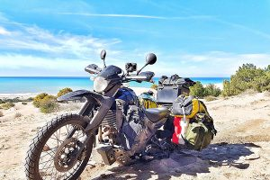 round the world motorcycle packing list