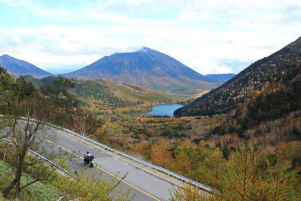 Motorcycle riding in Japan guide