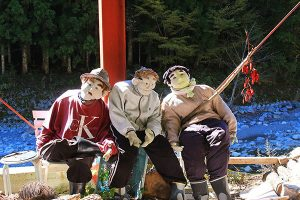 How to visit the Scarecrow Village in Japan