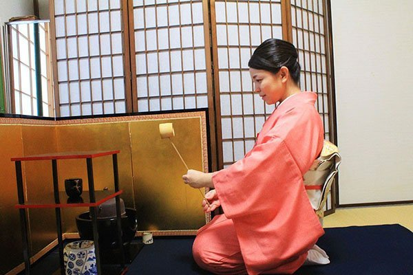 Japanese tea ceremony guide