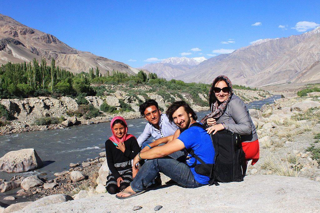 Afghanistan friends