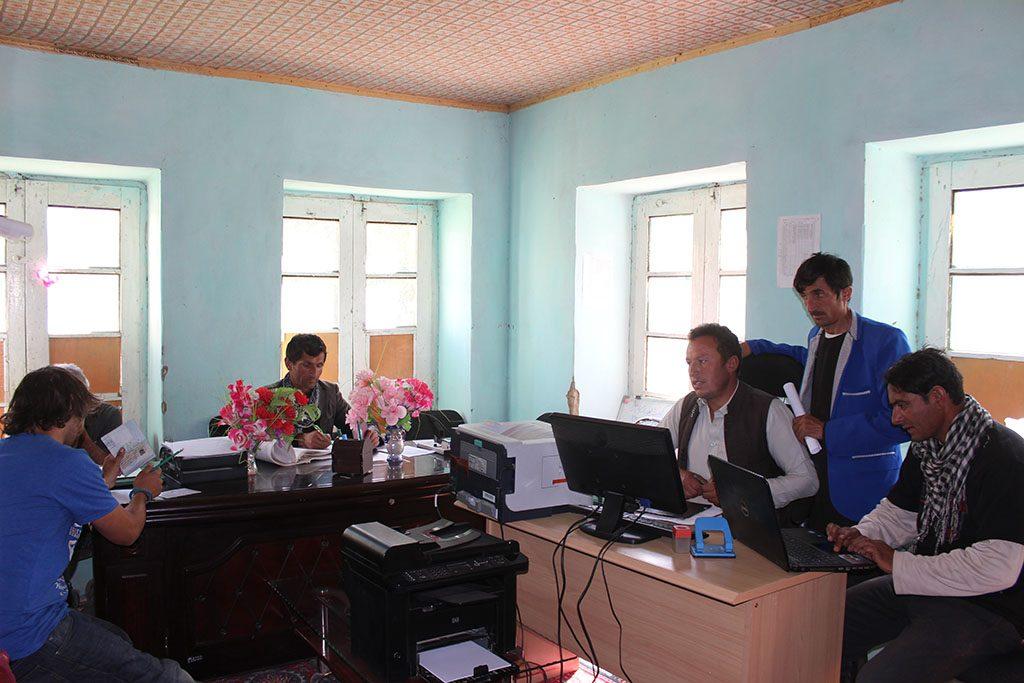 Wakhan registration office