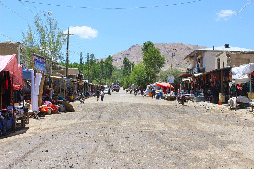 Sultan Eshkashim town