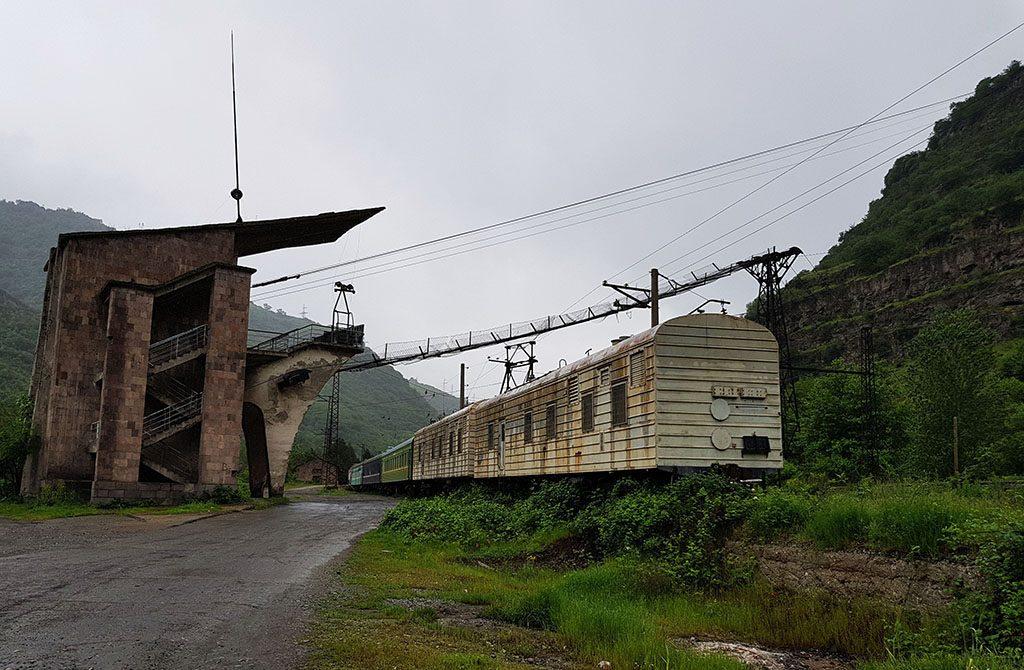 Armenia ghost town