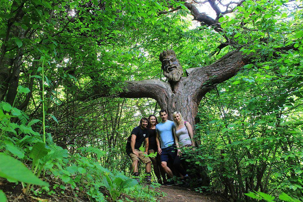 Hiking in Dilijan Armenia