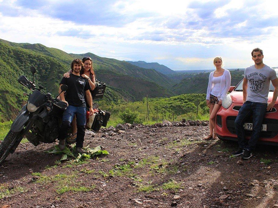 Adventure travel in Armenia
