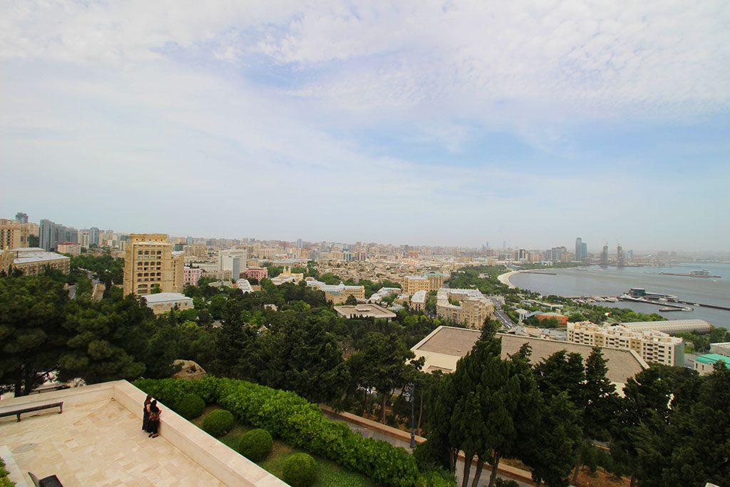 Azerbaijan view
