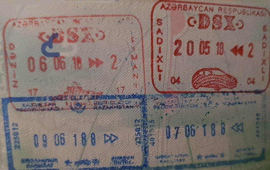 Azerbaijan visa guide