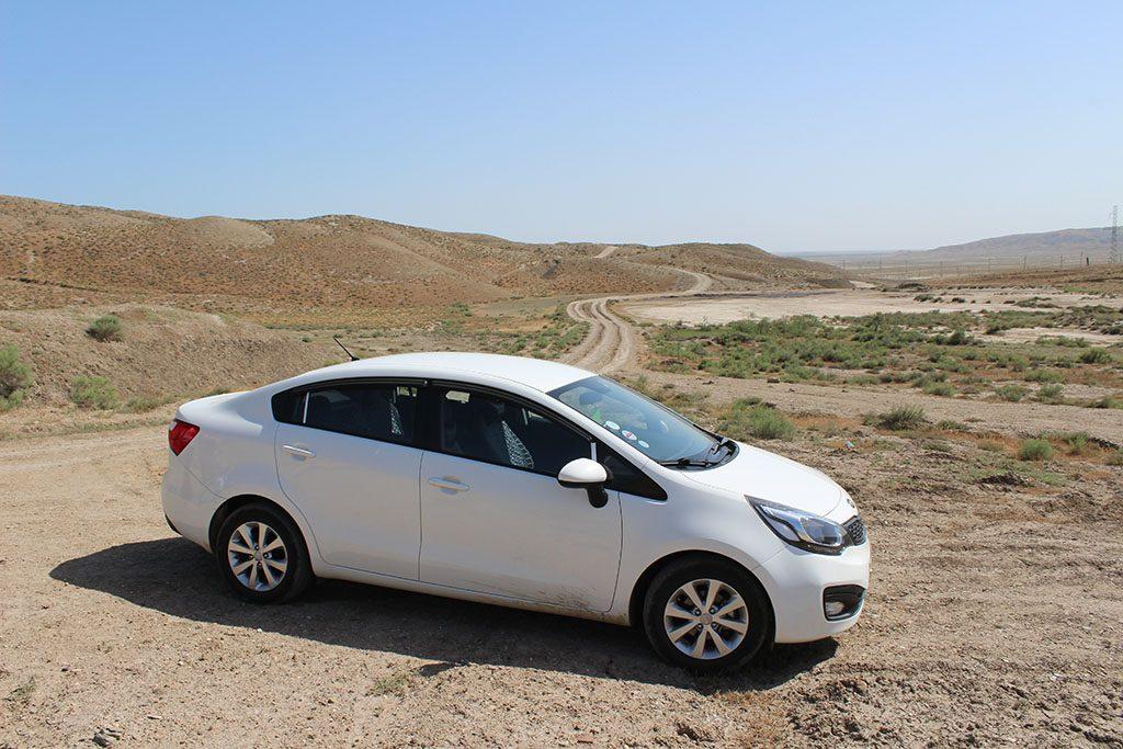 Renting a car in Azerbaijan