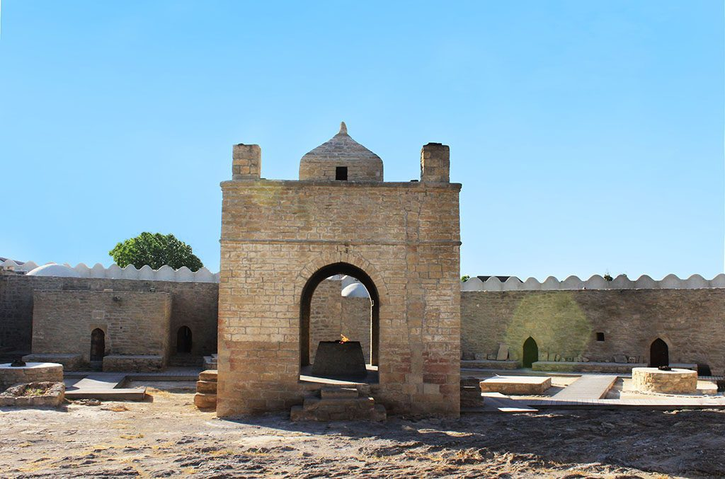 The Fire Temple Azerbaijan