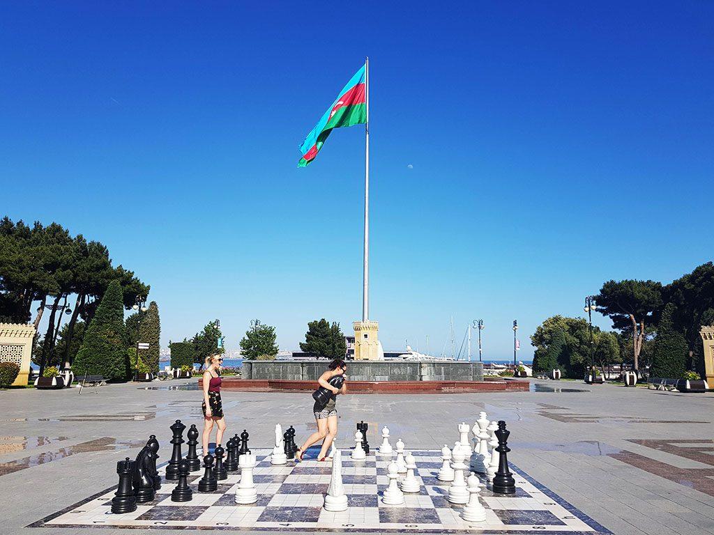 Chess in Azerbaijan