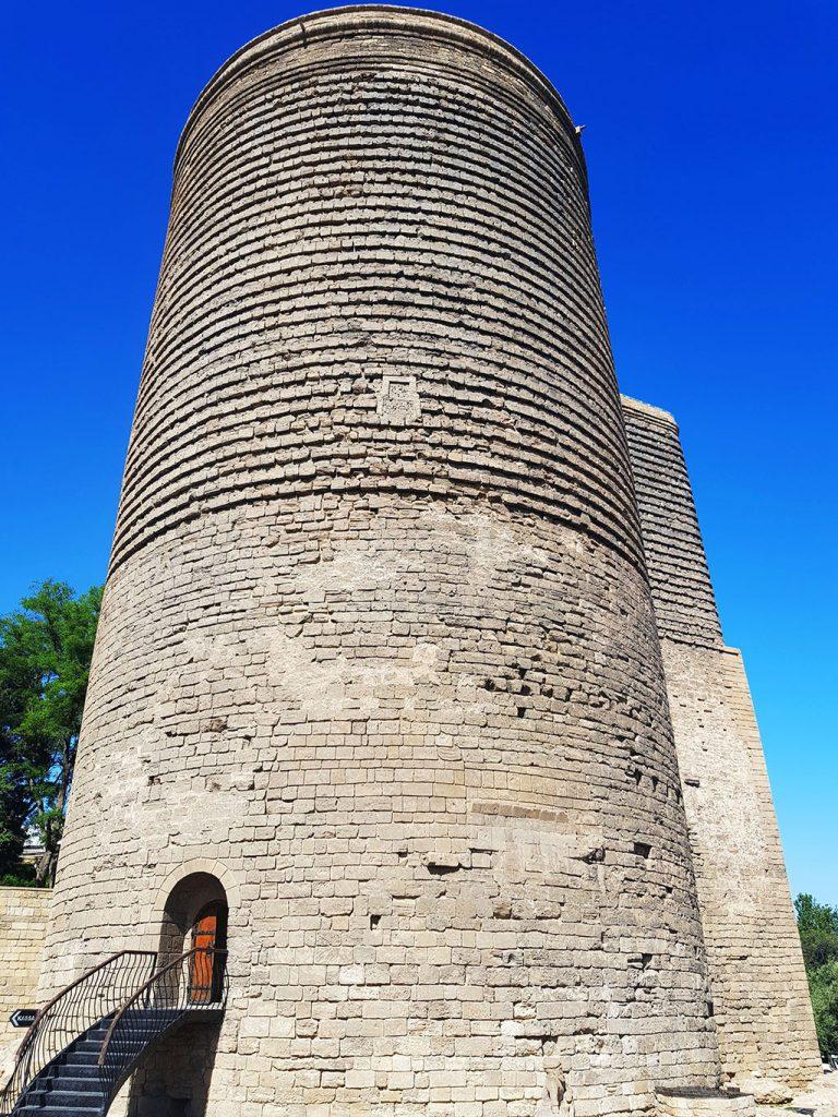 Maiden's Tower Baku Azerbaijan