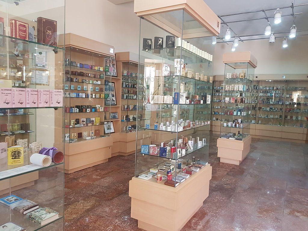 Miniature book museum Baku