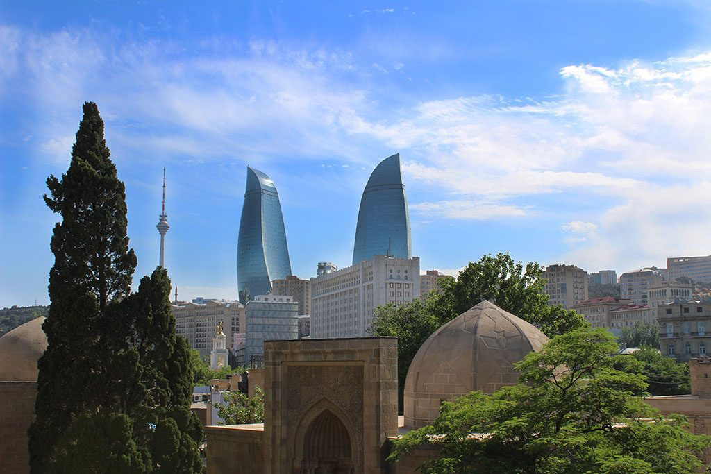 City of Baku Azerbaijan guide