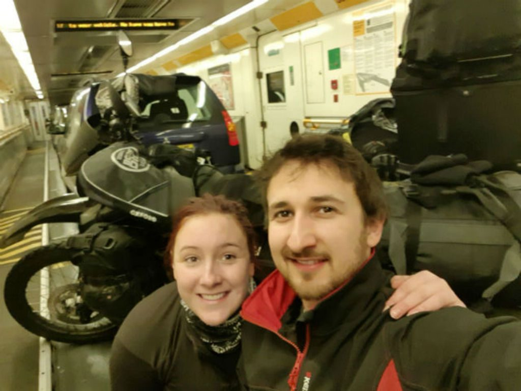Mad or Nomad on the Channel Tunnel