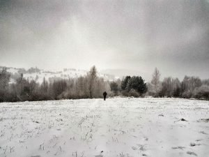 Cold in Slovakia