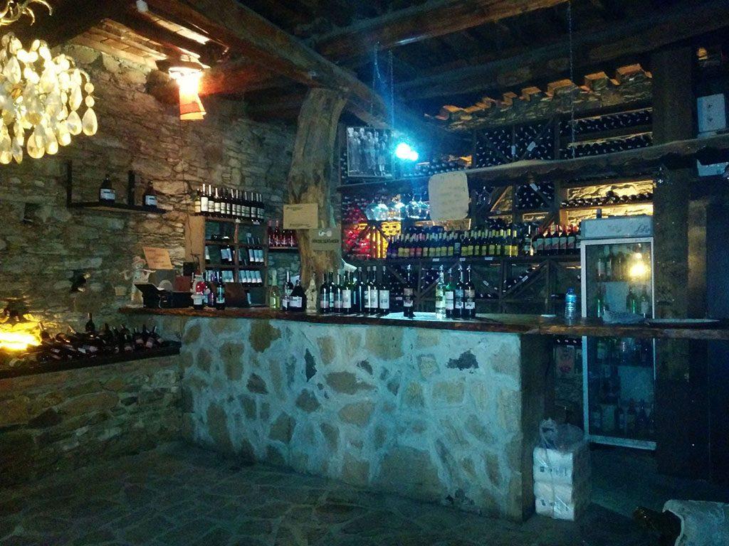 Underground wine tasting Georgia
