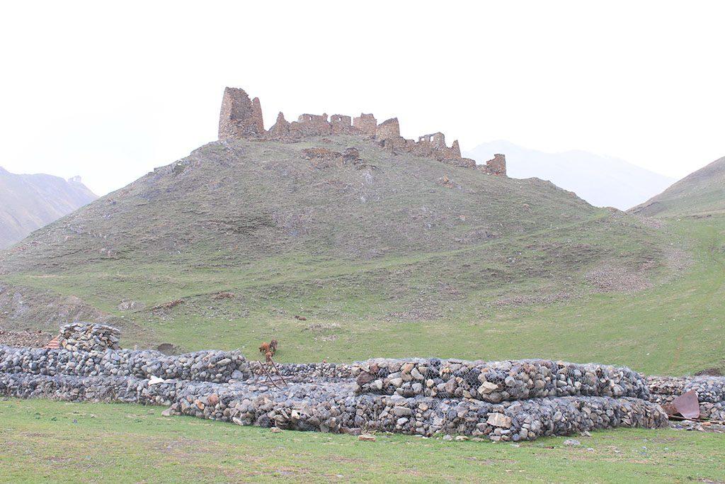 Castle in Kazbegi
