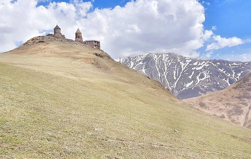Gergeti Trinty Church Kazbegi guide