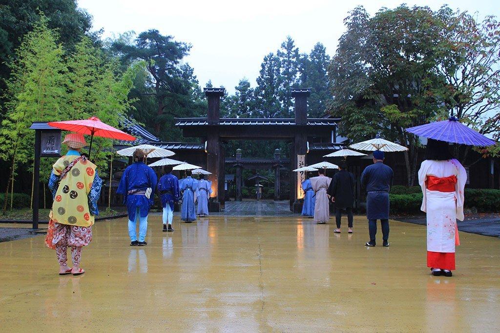 Edo Wonderland Nikko Edomura Guide