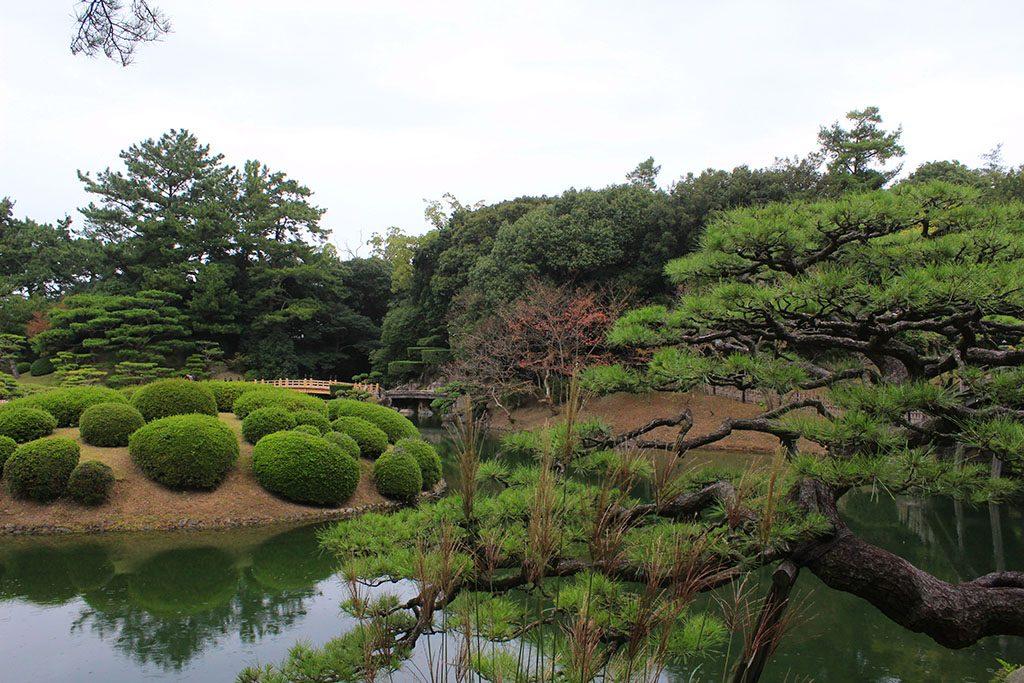 Ritsurin Garden how to visit