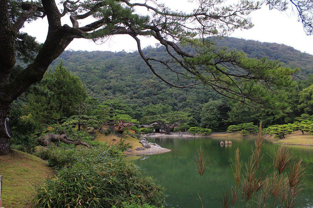 Ritsurin Garden is Japan's favourite