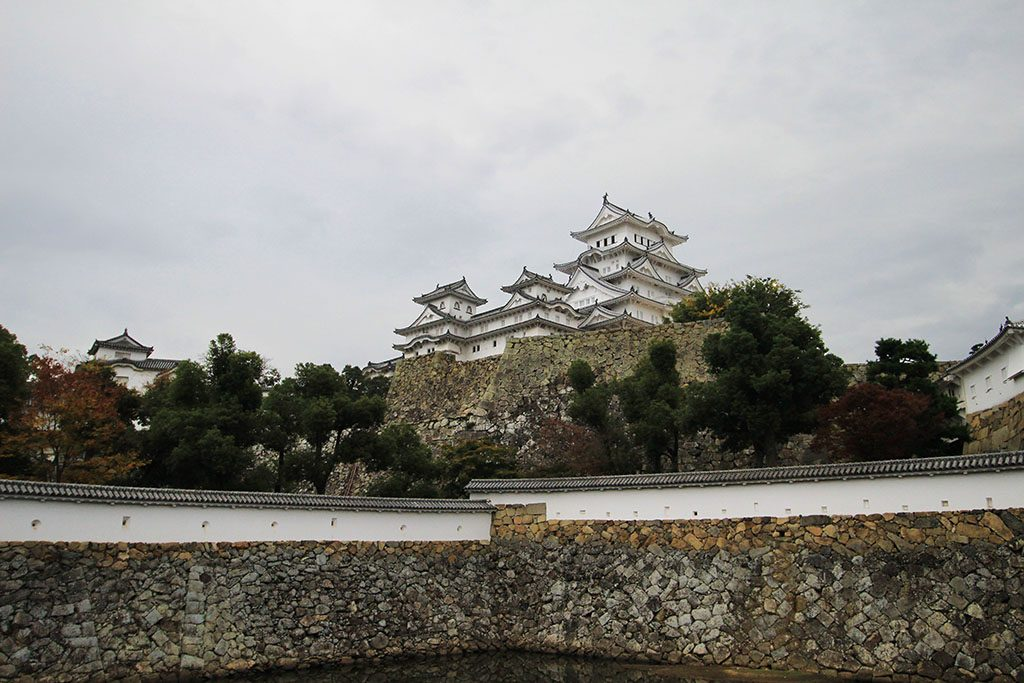 how to visit the Himeji Castle