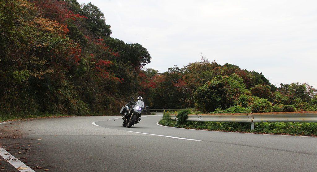 BMW R1200GSA adventure Motorcycle Travel Japan