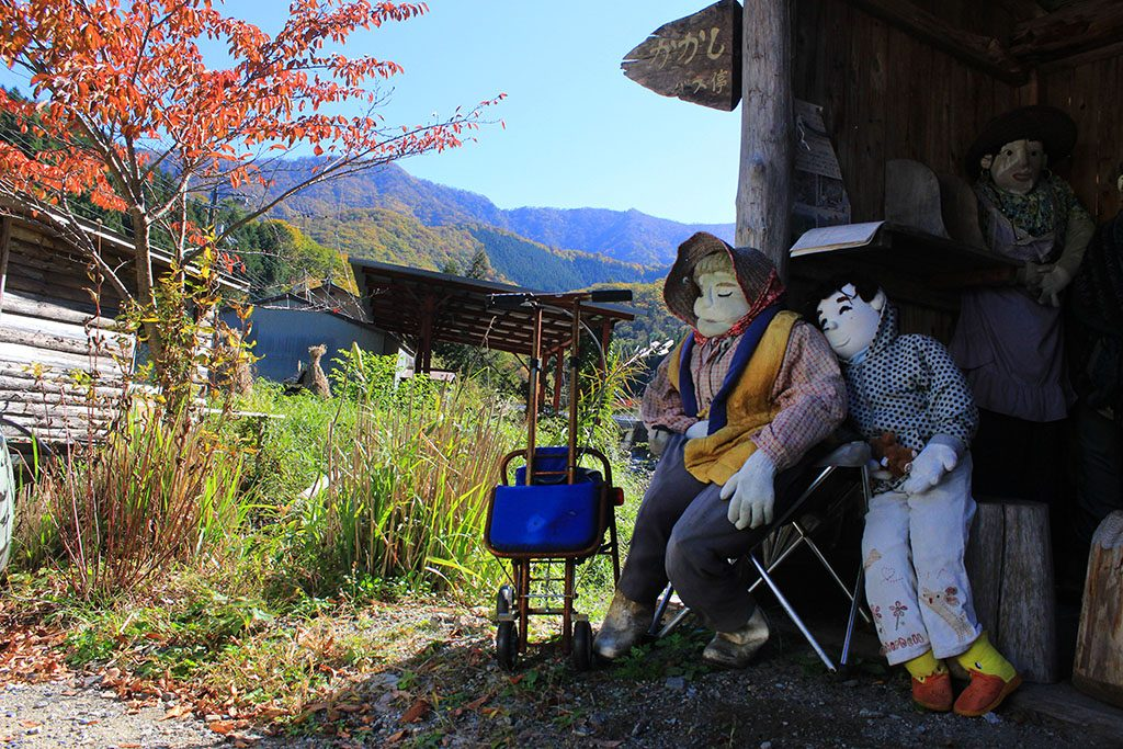 How to visit Japan's Nagoro scarecrow village