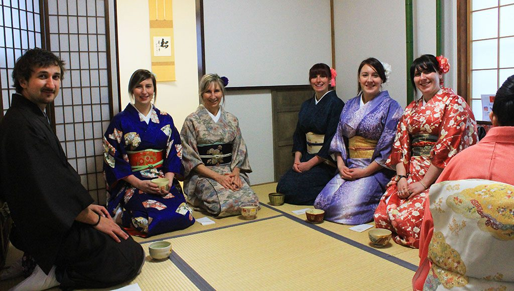 Japanese tea ceremony experience day guide