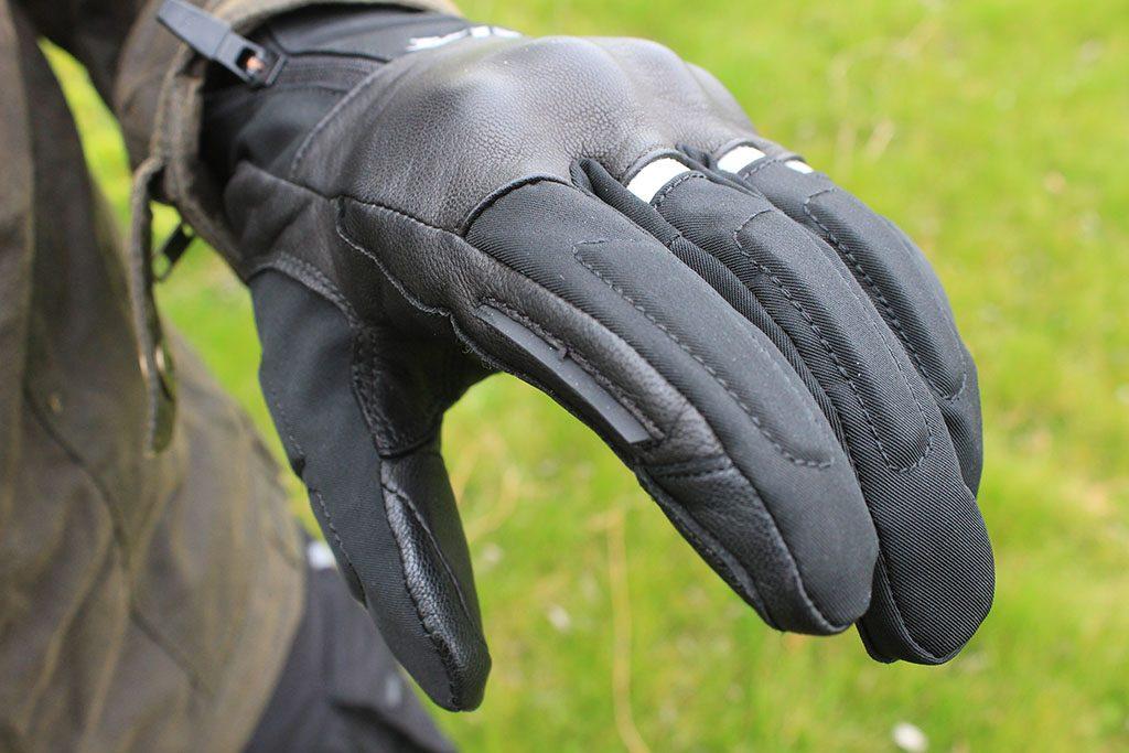 Klim Vanguard motorcycle gloves review