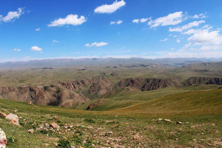 Kyrgyzstan landscapes