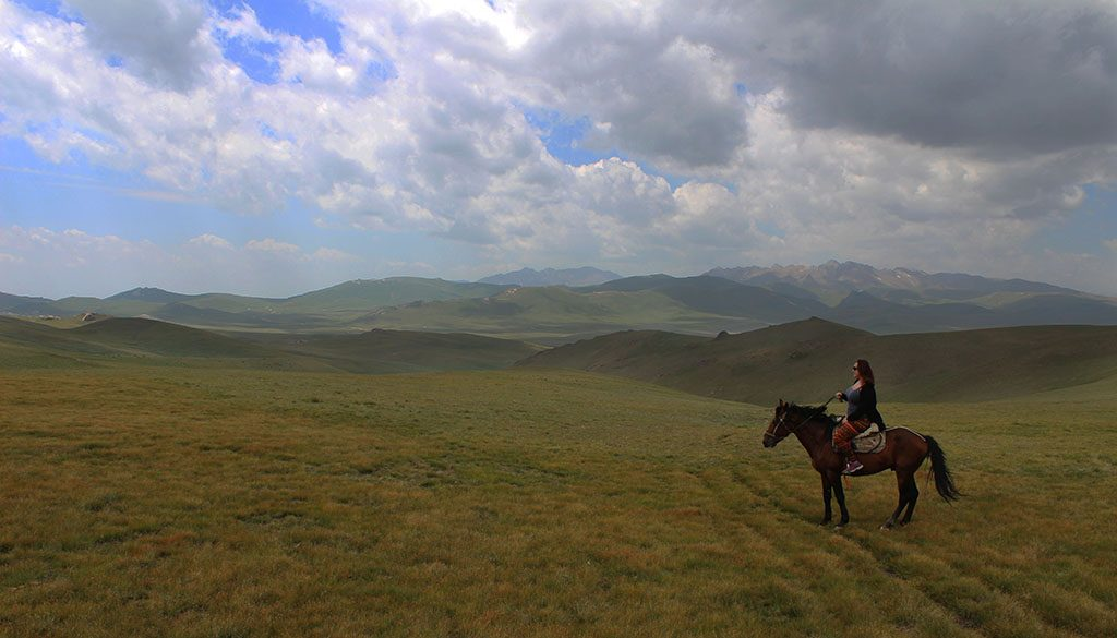Guide to horse riding in Kyrgyzstan