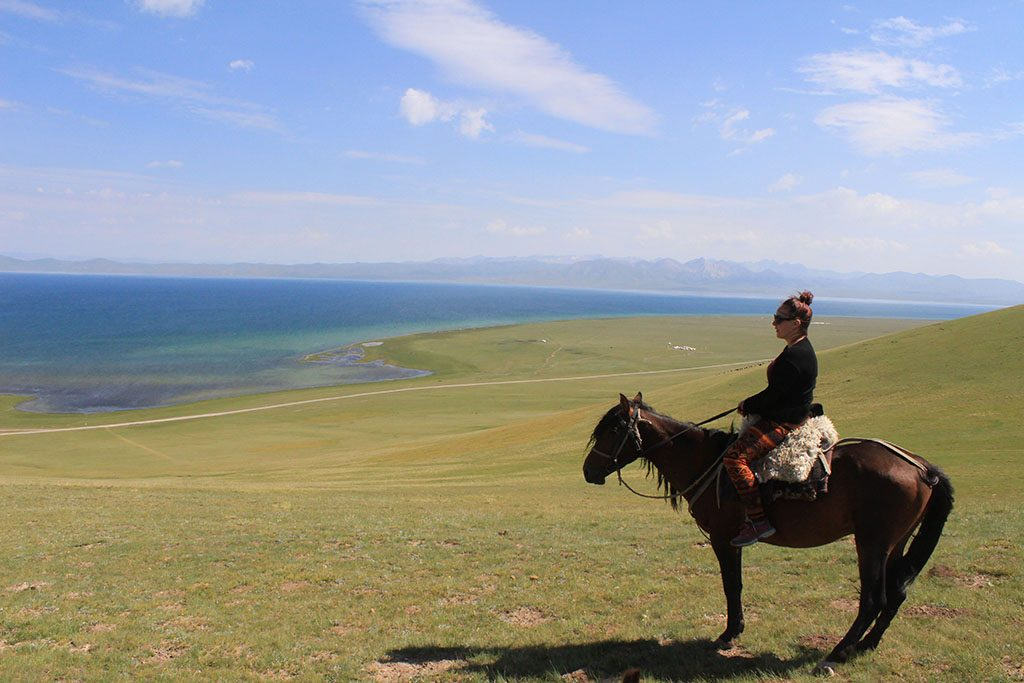 How to go horse riding in Kyrgyzstan