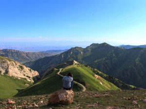 Kyrgyzstan adventure travel