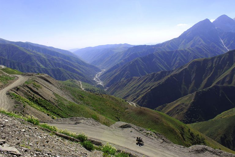 Epic adventure motorcycling in Kyrgyzstan guide