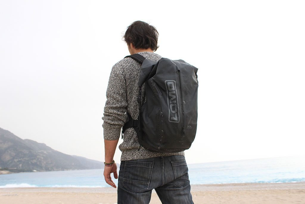 Lomo thirty rucksack review