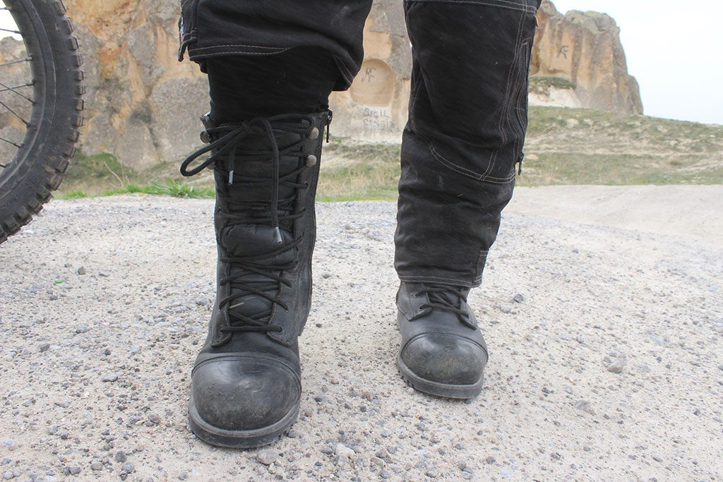 Merlin motorcycle boots review