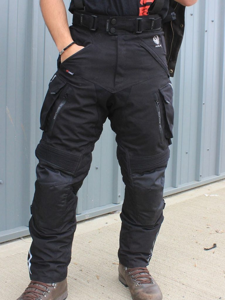 Merlin Lynx motorbike trousers review