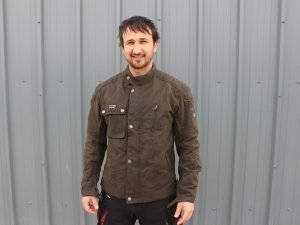 Merlin Stafford motorcycle jacket review
