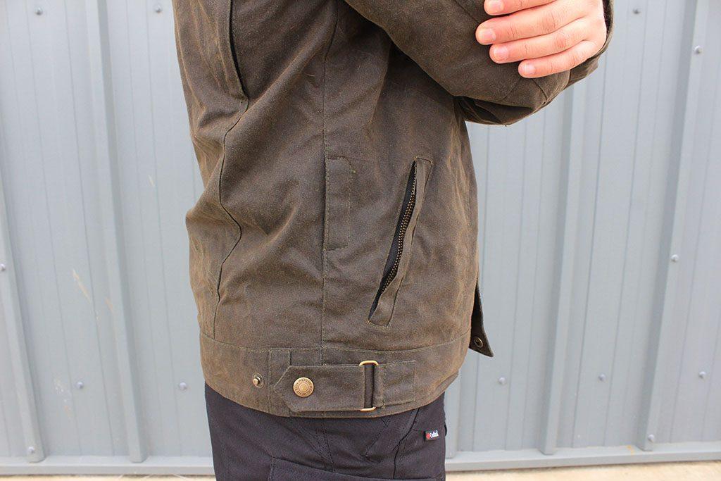 Merlin Stafford motorcycle jacket review