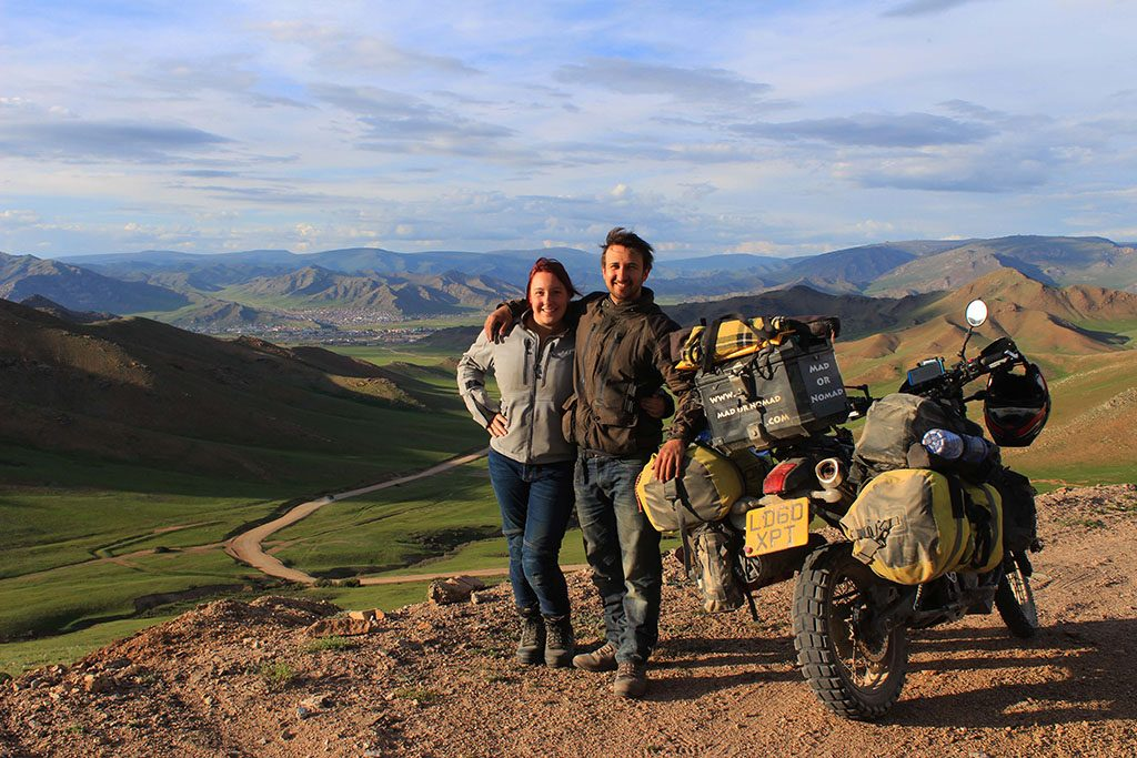 Mad or Nomad in Mongolia