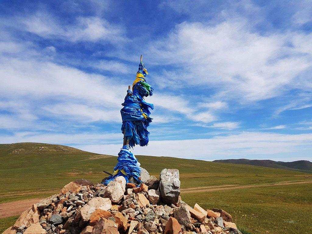 Mongolian prayers