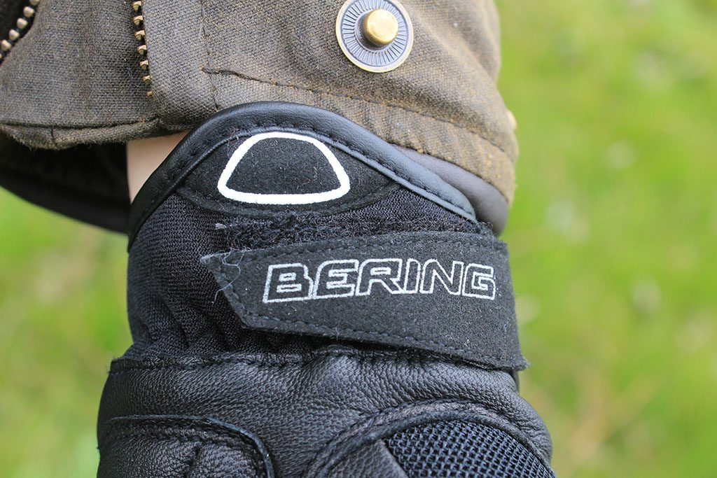 Bering Ginza motorcycle gloves review